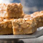 Sesame Cashew Bars from Sofra Bakery & Cafe