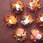 Jenny Rosenstrach's Potato Latkes with Fixins