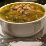 Alex Province's Caldo Gallego (Spanish White Bean Soup)
