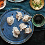 Helen You's Pork and Chive Dumplings