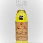 Green peanut oil from Oliver Farm