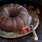 Raghavan Iyer's Chocolate Sweet Potato Pound Cake