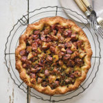 Raghavan Iyer's Potato Leek Pie