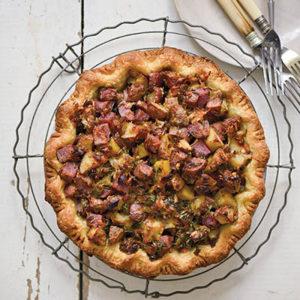Raghavan Iyer_Potato Leek Pie_recipe