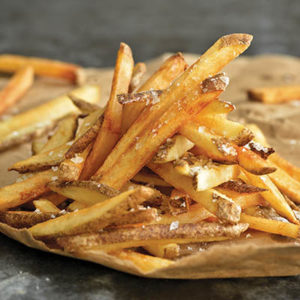 Raghavan Iyer_Ultimate French Fries_recipe