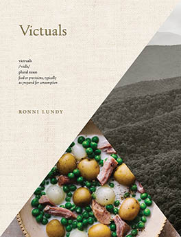 Ronni Lundy's cookbook Victuals