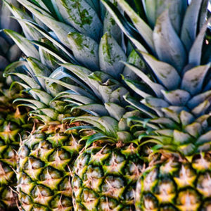pineapples by Garry Knight Flickr