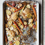 Skinnytaste Greek Chicken Sheet Pan Dinner
