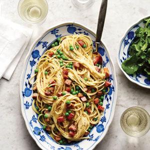 Back Pocket Pasta_Easter Ham Carbonara_recipe