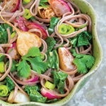 Susie Middleton's Spring Farmers' Market Stir-Fry of Baby Japanese Turnips, Radishes, and Soba