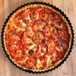 Carla Bartolucci's Tomato Tart