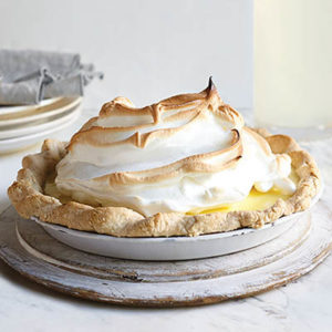 Add a Pinch Lemon Meringue Pie recipe, Photo: © 2017 by Helene Dujardin
