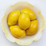 Lemony Arugula Prosciutto Pasta