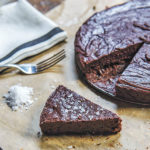 Buffalo Trace Brownie Cake