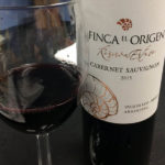 Finca El Origen Cabernet Sauvignon is Great with Grilled Food