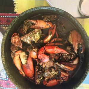 Rashmi Talpade's Garlic Crabs (khari) recipe