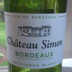 Chateau Simon Makes a Great Sauvignon Blanc