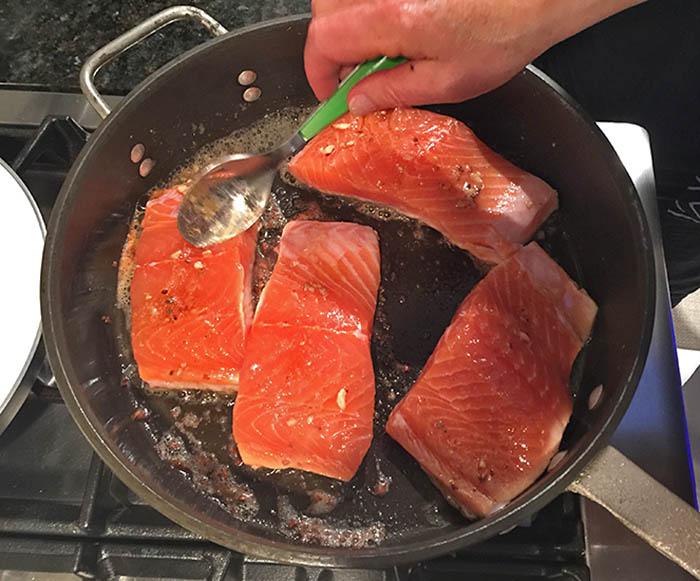 Melissa Clark Salmon recipe