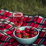 Pack a Fun Picnic + Strawberries in Chilled Soup, Dreamy Cake & More