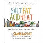 Salt, Fat, Acid, Heat by Samin Nosrat, Caesar Salad recipe