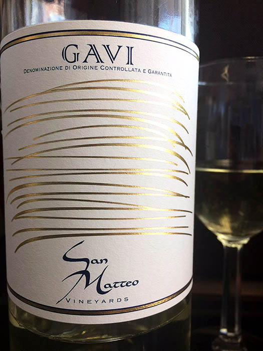 San Matteo_Gavi White Wine