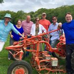 Faith Middleton Food Schmooze® Road Trip to White Gate Farm