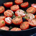 Faith's Provençal Roast Tomatoes
