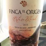 Finca el Origen, a Unique Red Wine Blend