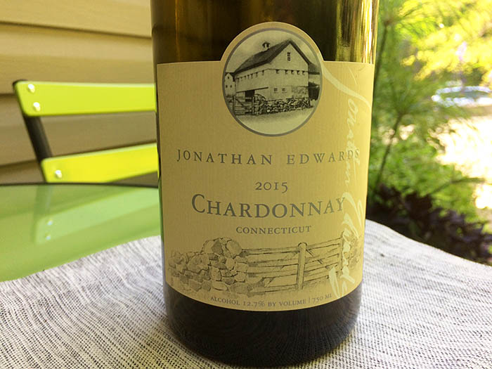 Johnathan Edwards Chardonnay