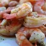 Instant Garlic Shrimp For Busy (or Exhausted) People