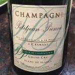 Petitjean-Pienne Grand Cru is a Great Gift Champagne!