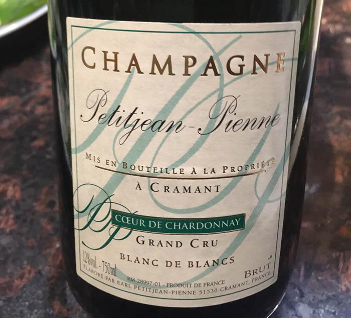 Champagne Petitjean Pienne