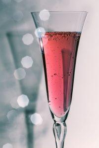Cranberry-lime Sparkler
