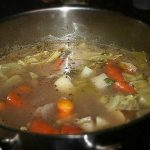 Fast, Homemade Chicken Soup