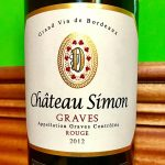 Chateau Simon Rouge (Bordeaux-Graves)