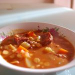 Alex Province's Quick Version of a Traditional Cocido (Spanish Soup)