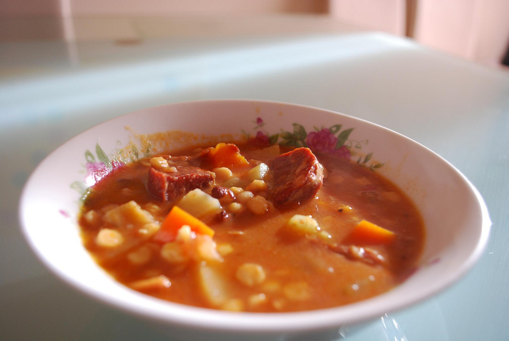 Cocido_Spanish Soup_Alpha_Flickr