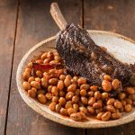 Braised Short Ribs with Moxie Beans