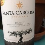 Santa Carolina Reserva Merlot is a Luscious Value Wine