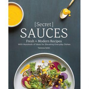 Secret Sauces by Vanessa Seder