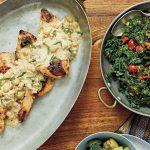Chicken Korma recipe (c) Sidney Bensimon