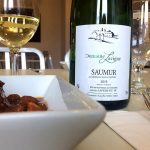 The Saumur from Domaine Lavigne is a Lovely Crisp French White Wine