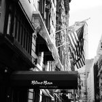Storied Bars Of NewYork_Algonquin Blue Bar Exterior_ALGONQUIN HOTEL FOR MAYDAY WEDNESDAY APRIL 15, 2015