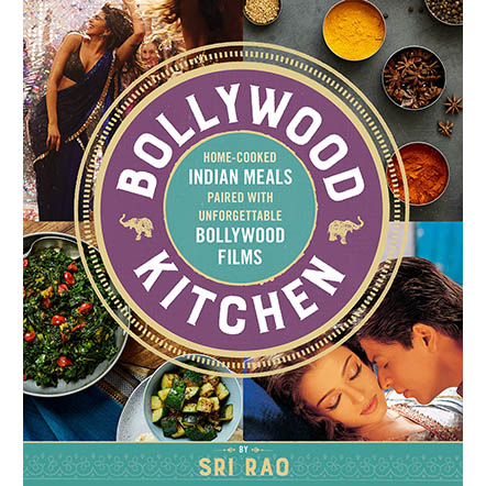 Bollywood Kitchen by Sri Rao