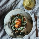 Fennel Salad with Blue Cheese and Walnuts