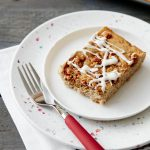 Gluten-Free Coffee Cake with Almond-Butter Crunch