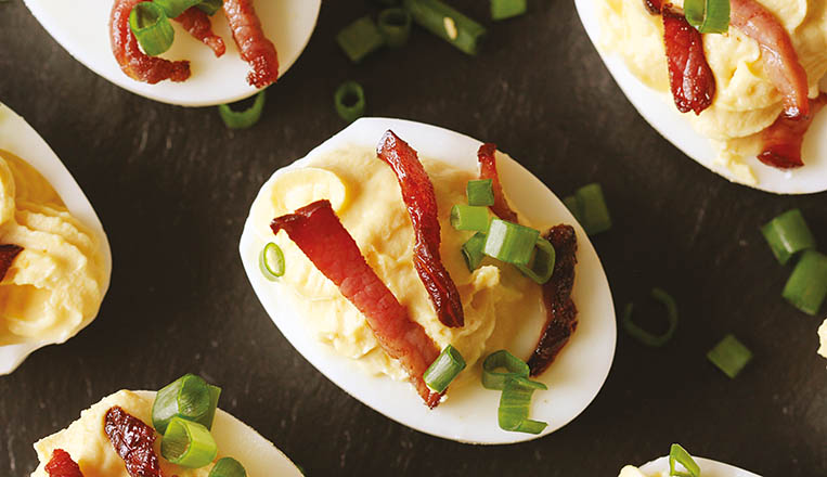 Southern Sympathy_Buttermilk Bacon Stuffed Eggs_recipe