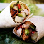 Asian Grilled Chicken Fajitas w. Cuc Salsa_recipe