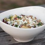Chopped salad recipe photo by Joy Jacobs