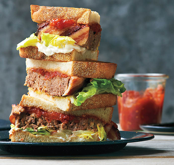 Classic Meat Loaf Sandwiches with Tomato Jam_recipe